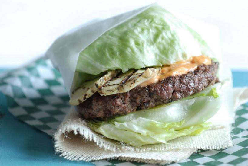 Extrêmement Hamburger revisité sans pain | LE must ND04