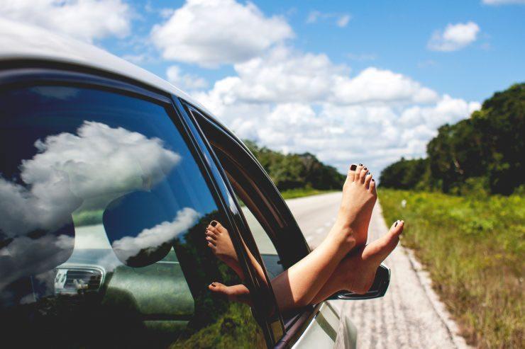 Un p'tit creux sur la route: 5 suggestions