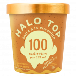 Halo Top à la tarte à la citrouille