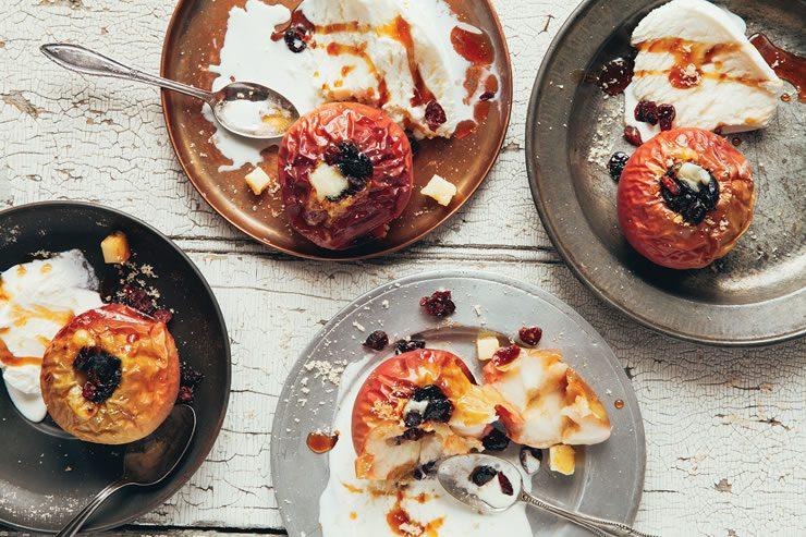 Pommes desserts