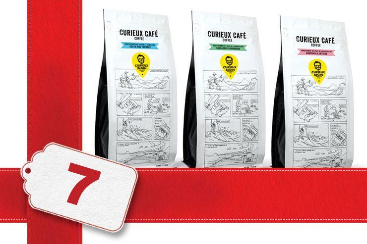 Curieux café moussonné