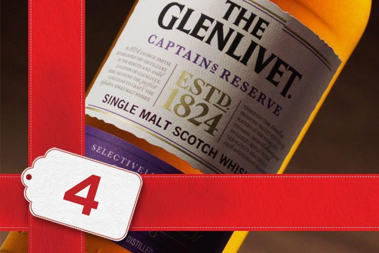 Scotch Glenlivet