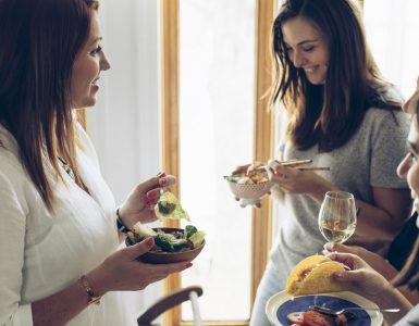 Femmes chefs