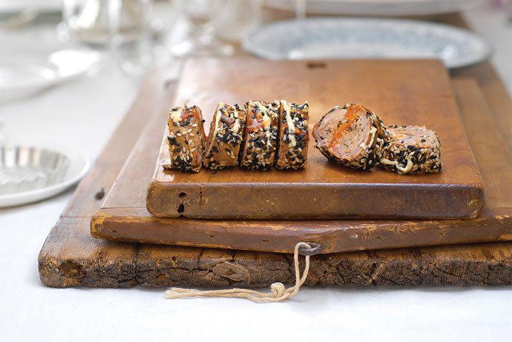 Bouchées de pain de viande