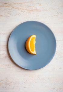 Diminuer les portions